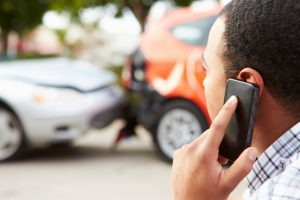 Reclamación daños accidente tráfico